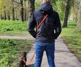 Lange hondenriem