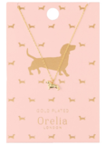 Teckel ketting Orelia