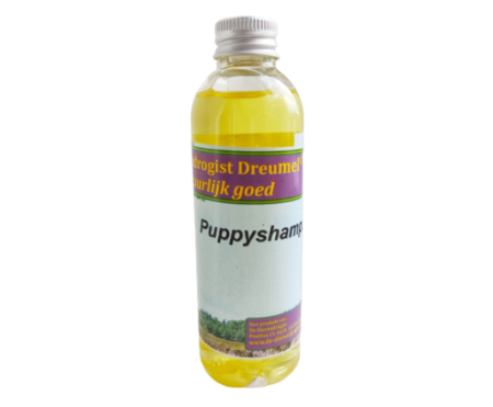 PUPPY SHAMPOO   DIERENDROGIST   100 ML
