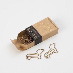 Teckel paperclip